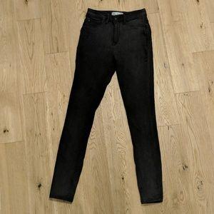 DL1961 Grey Jeans 25 High Waist Skinny